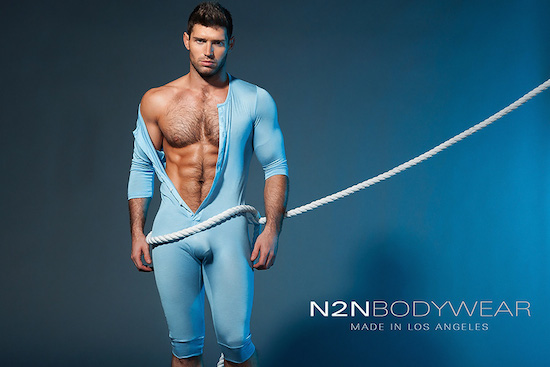 N2N Bodywear A Brand Story - Making men feel sexy for almost 20 years