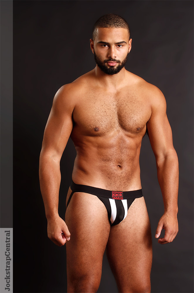Brief Distraction featuring Jockstrap Central and Jack Adams