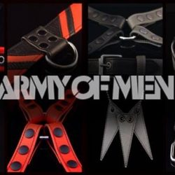 Fetish Friday – Army of Men Pt. 1