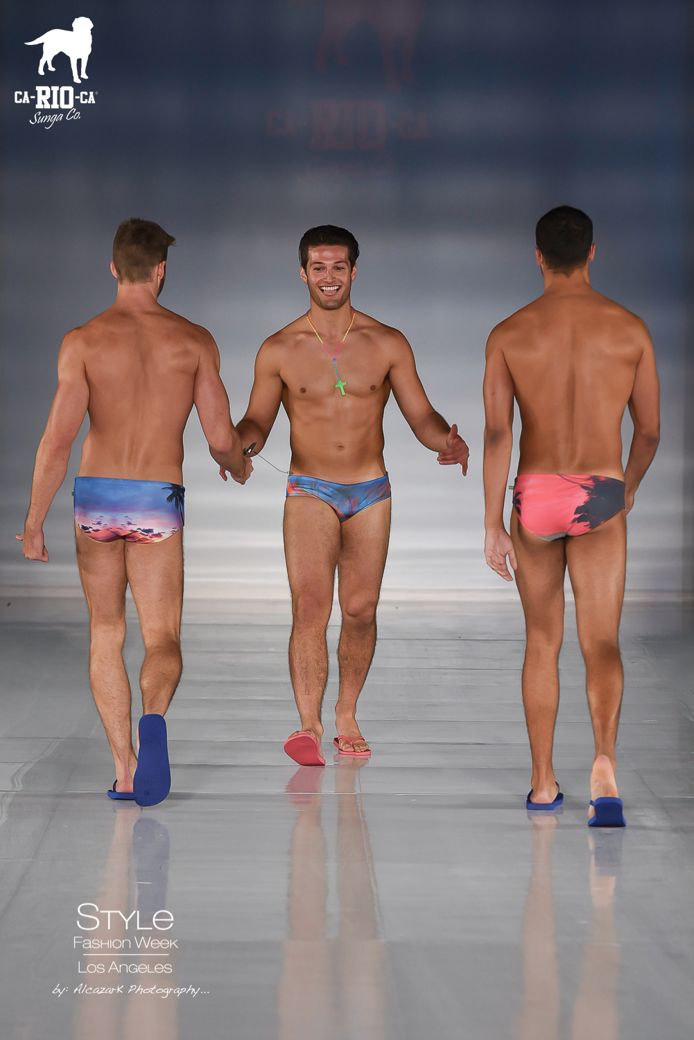 Rocking the Runway with CA-RIO-CA