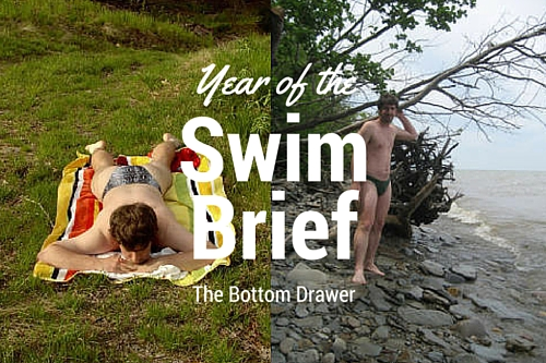 Year of The Swim Brief - The Bottom Drawer