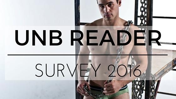 UNB 2016 Reader Survey