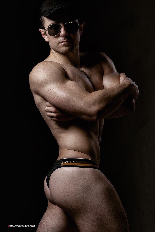 Armando Adajar Shoots Clever Moda Underwear