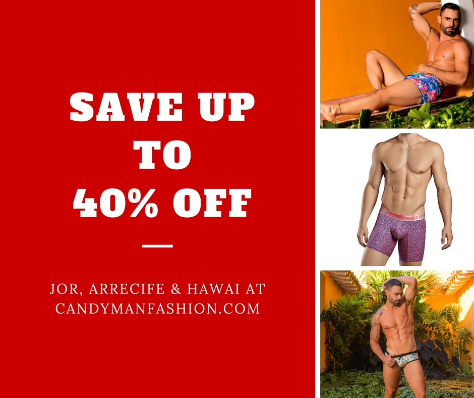Save up to 40% off at Candyman Fashion