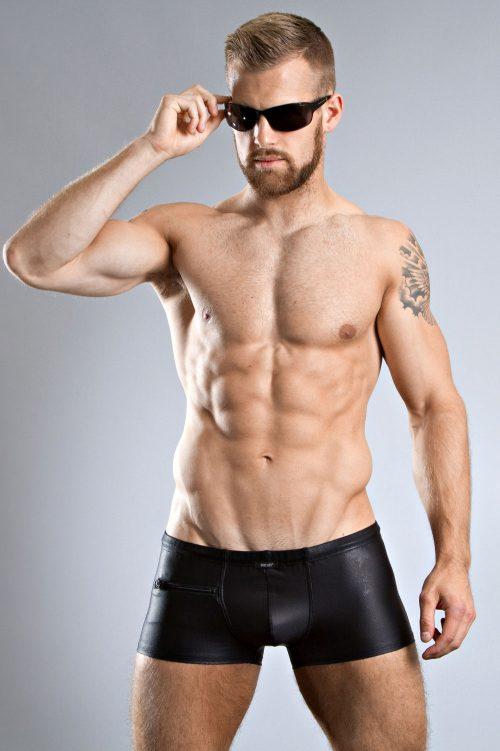 body-art-bekri-swim-swim-zipped-mini-pant-black-front