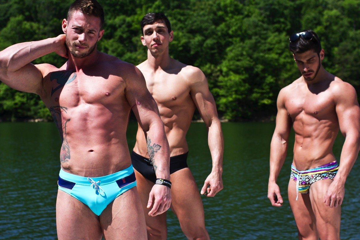 Here Comes The Sun (And Swim Briefs)