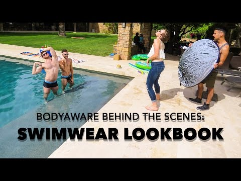 "Behind the Scenes of ""Pool Party"" | Bodyaware"
