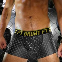 FETISH FRIDAY: Fort Troff supports…