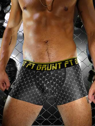 FETISH FRIDAY: Fort Troff supports...