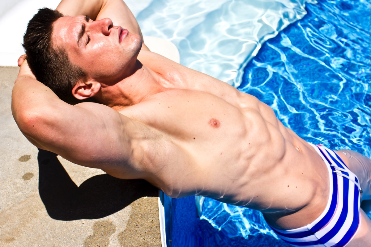 Brief Distraction featuring JOR Swimwear
