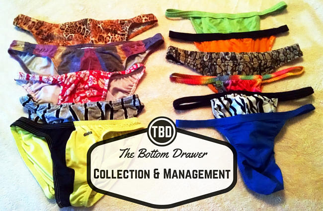 The Bottom Drawer Underwear Collection and Management