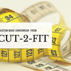 EMERGING MARKET TREND: Custom Made Underwear from Cut-2-Fit
