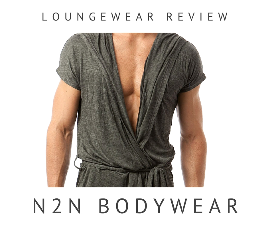 Review - N2N Bodywear Lounge Robe