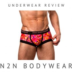 Review: N2N Bodywear Studio Groove Trunk