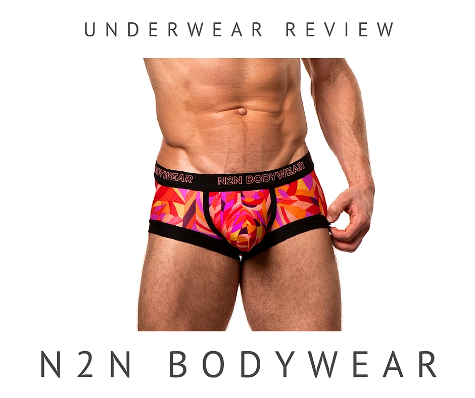 Review: N2N Bodywear Studio Groove Trunk