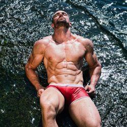 Swimwear Sunday – Alexander Cobb Serengeti