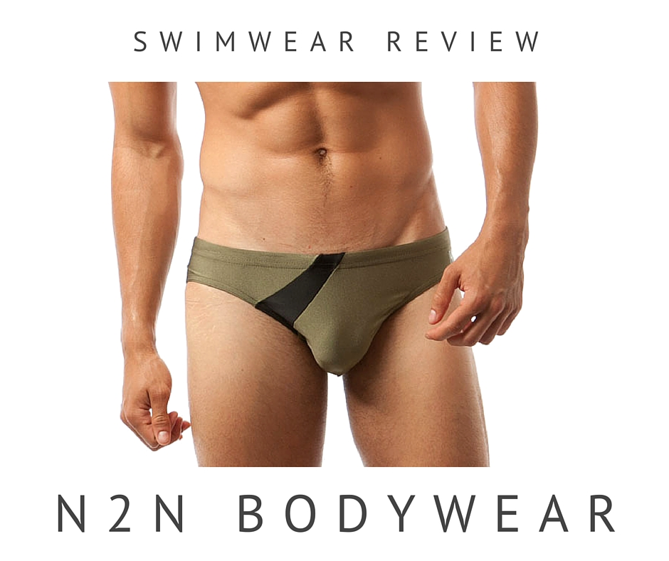 Review - N2N Bodywear Eclipse Brief
