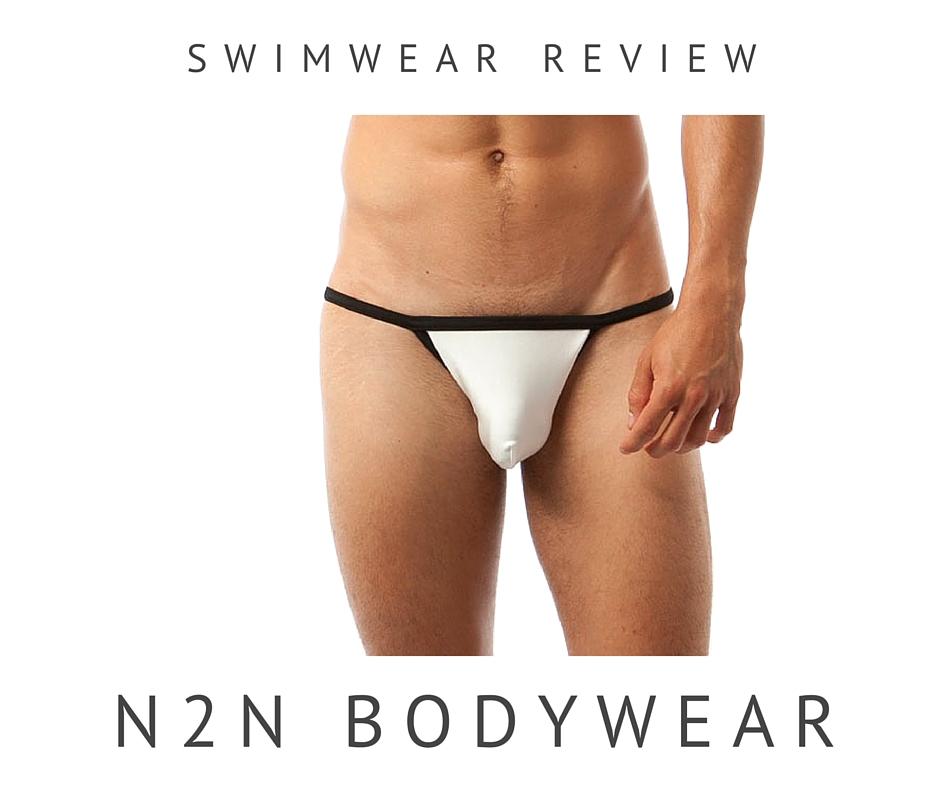 Review - N2N Bodywear B65 Daredevil Review