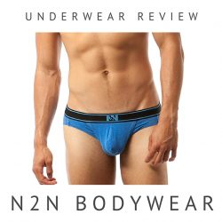Review – N2N Bodywear UN4 Stone Wash Cotton Brief