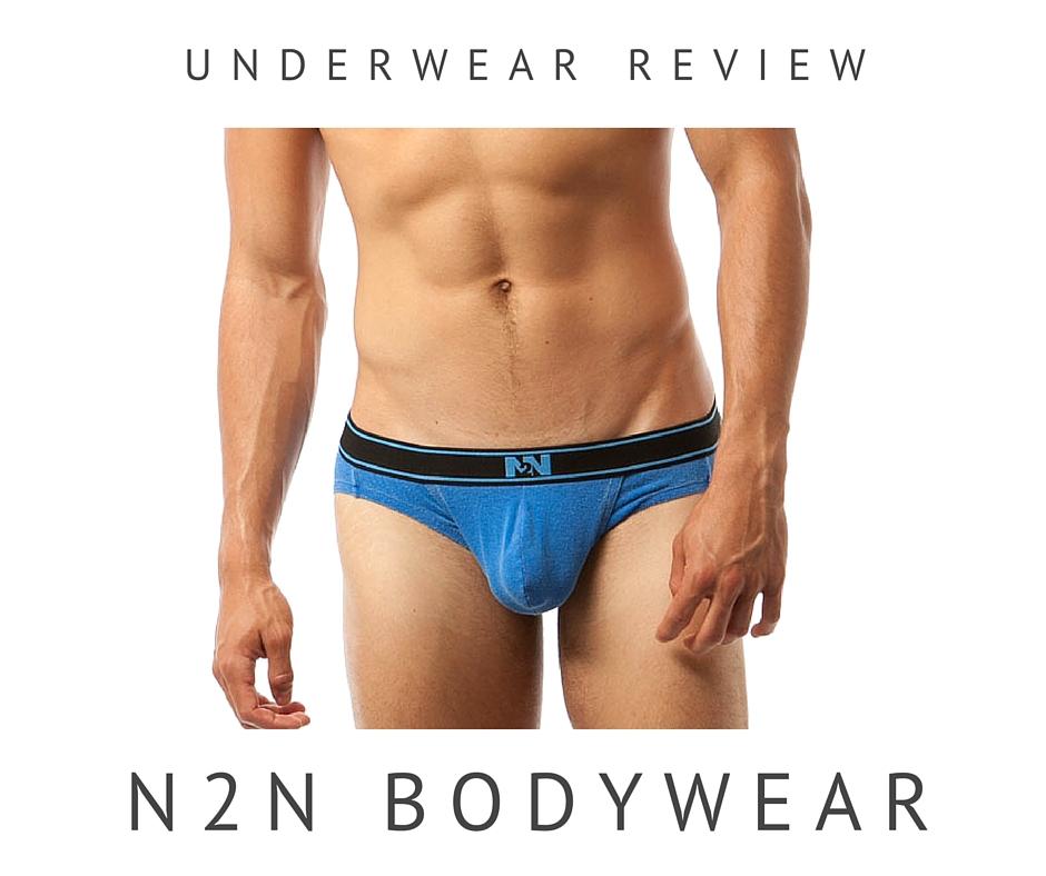 Review - N2N Bodywear UN4 Stone Wash Cotton Brief