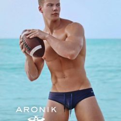 Brief Distraction by Aronik Swimwear