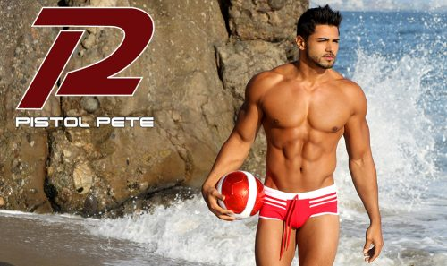 Pistol Pete Wear Swimwear
