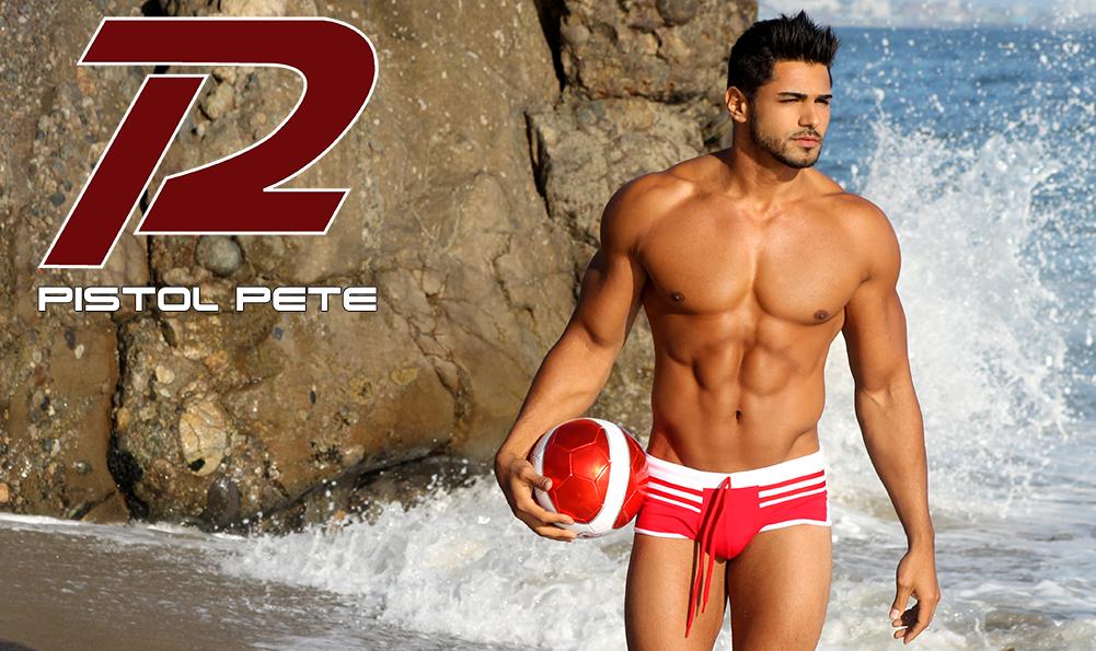 Pistol Pete Wear Swimwear