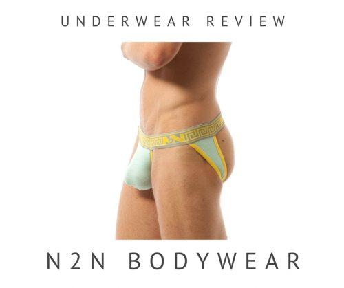 N2n Bodywear Spartan Jock
