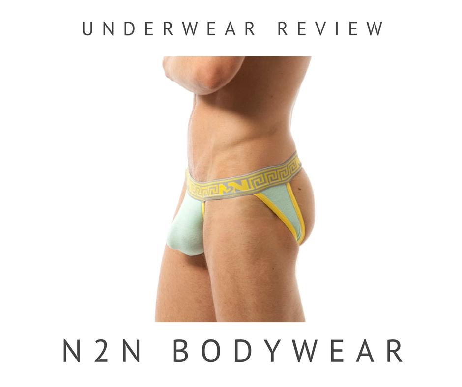 Review - N2N Bodywear Spartan Jockstrap