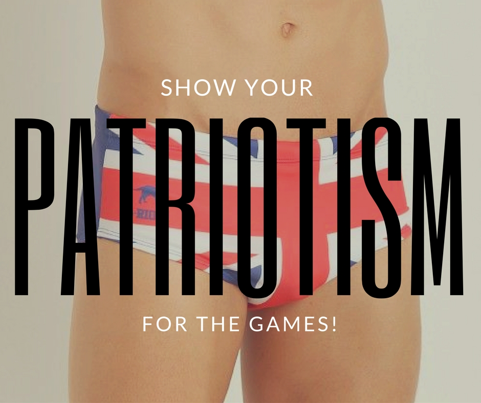 How are you supporting your country during the Olympics?