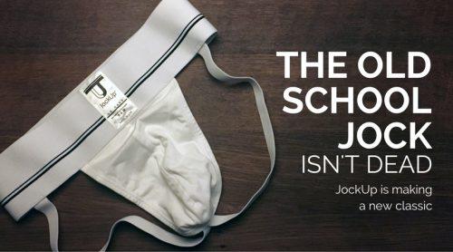 The Old School Jock