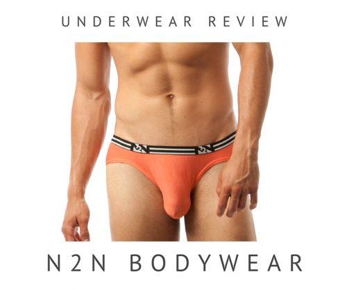 Underwear Review N2N Bodywear Air Brief