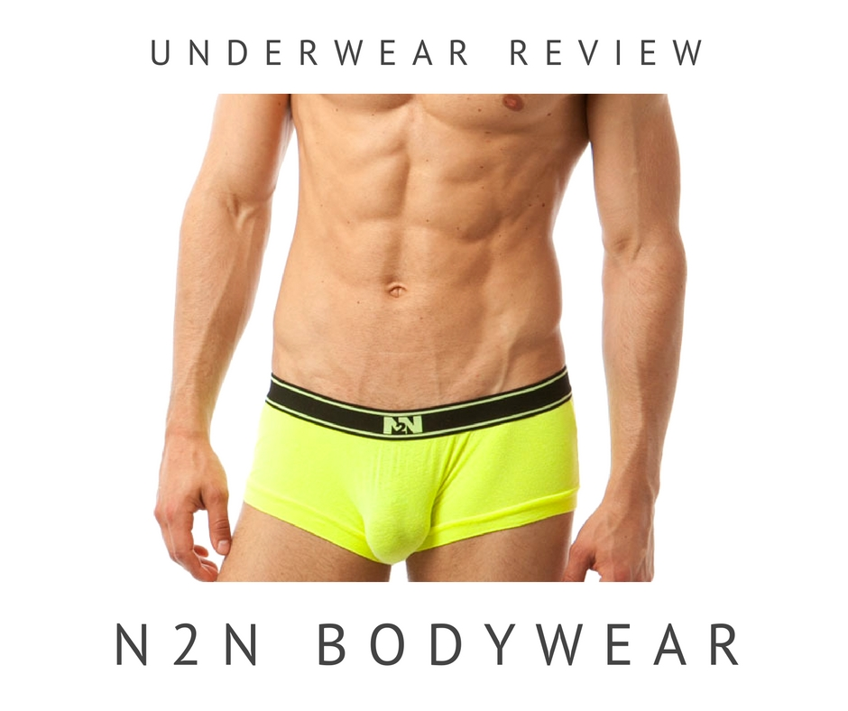 REVIEW: N2N Bodywear Neon Classic Cotton Boxster