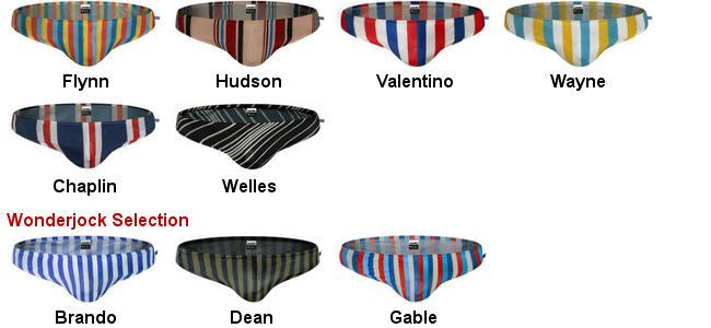 Vintage Stripe Options