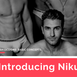 Introducing Niku—A South African Underwear Designer