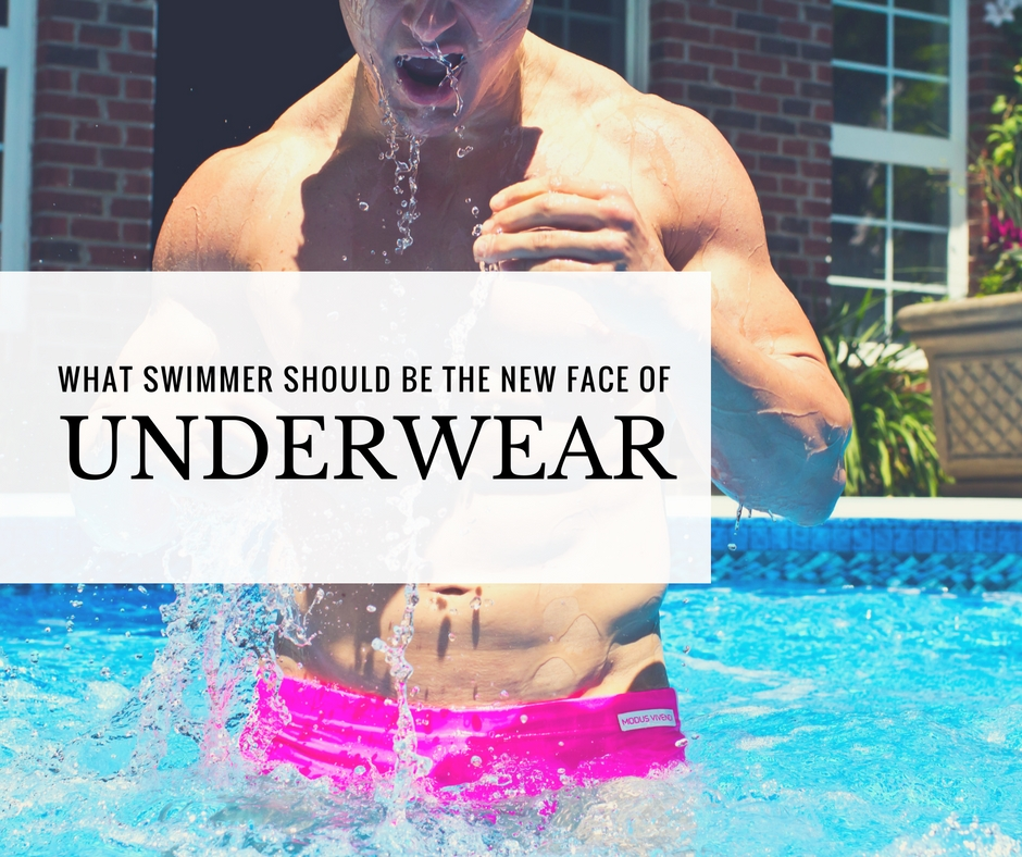 Which Swimmer/Diver in the Games Should be an Underwear Spoakesperson