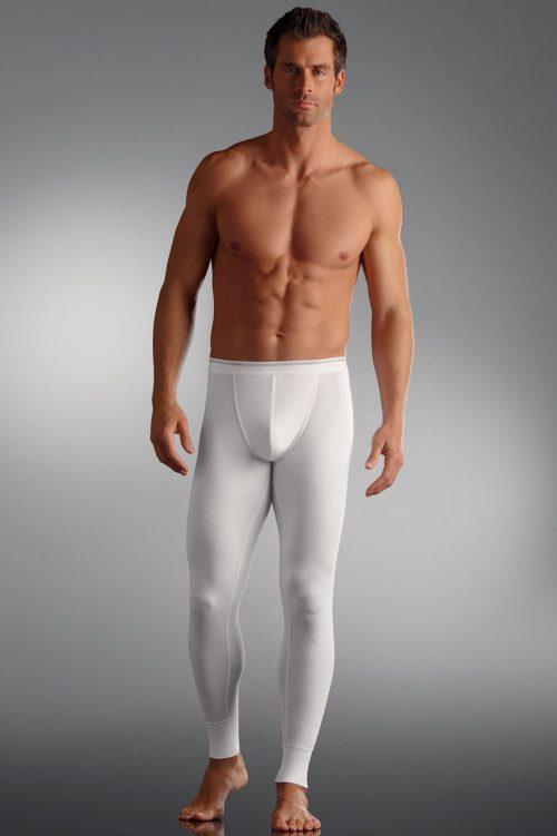 jockey-100-percent-cotton-modern-classic-long-john-white-front