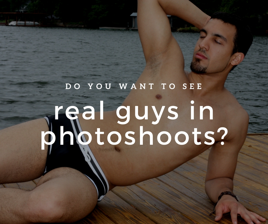 See Real Guys In Underwear - Poll Results