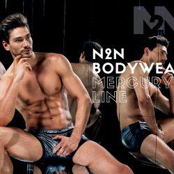 Heat up with the new N2N Bodywear Mercury Line