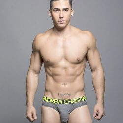 REVIEW: Andrew Christian Almost Naked Steel Tagless Brief