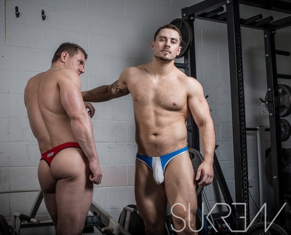 Brief Distraction featuring Sukrew Thong Thursday