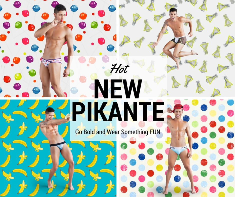 Show off in the New Pikante for Fall 2016