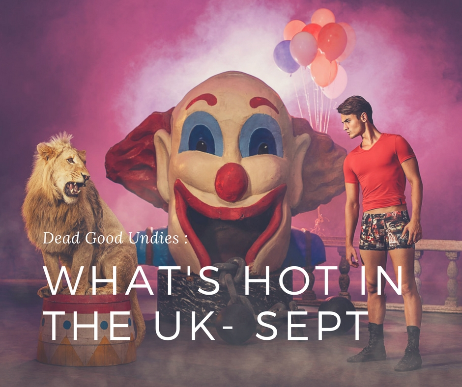 What's Hot In The UK By Deadgoodundies.Com - Autumn Edition