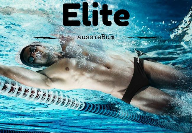 aussieBum Elite Swim Brif Collection