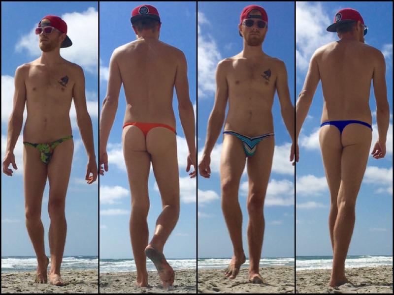 CockpitUndies Wants EveryGuy To Wear Swim Thongs