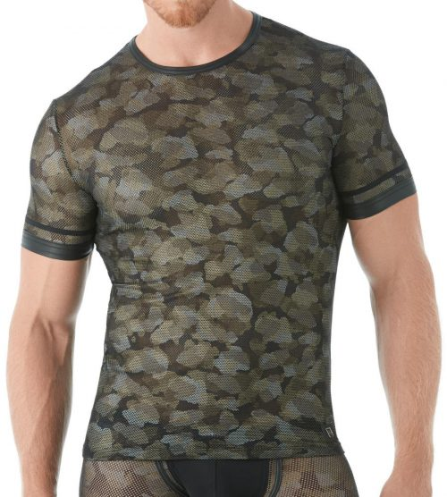 Gregg Homme Camo T-Shirt