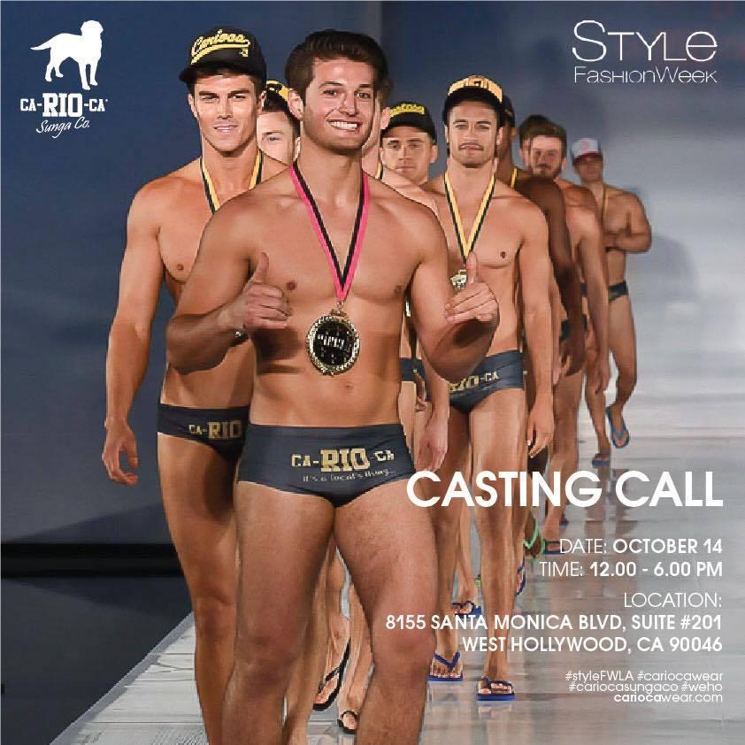 CARIOCA Casting Call in LA