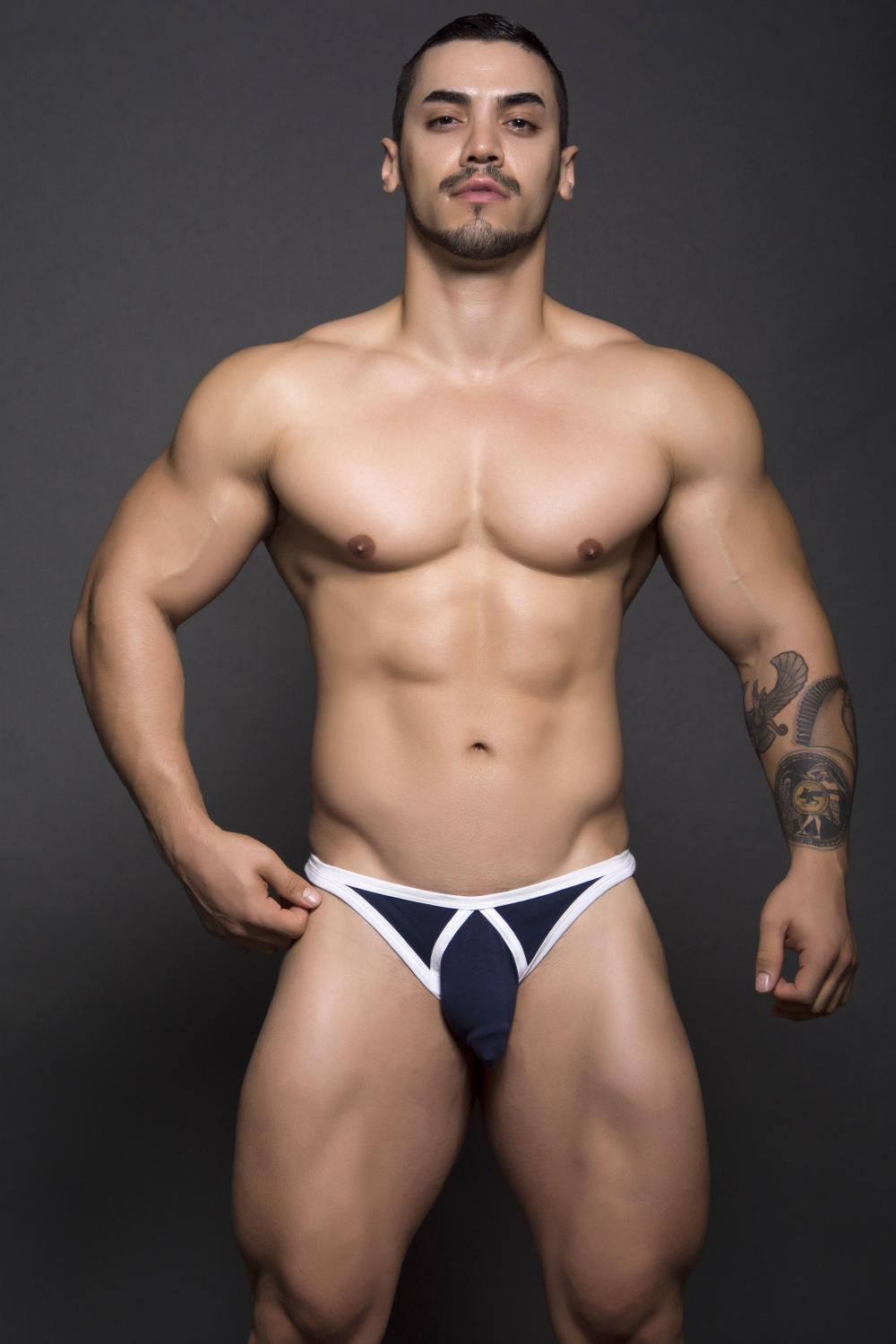 Brief Distraction featuring Andrew Christian