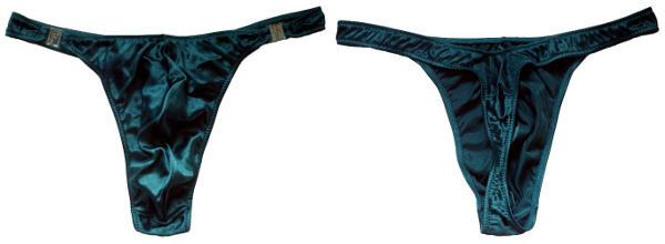 Fagioni Clip Thong