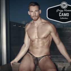 New Gregg Homme – Camo Collection